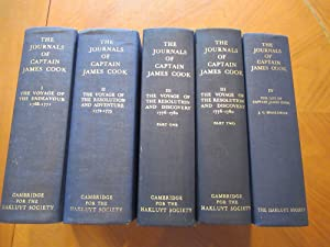 The Journals Of Captain James Cook On: Cook, James; Edited
