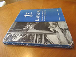 Katsura: Tradition And Creation In In Japanese Architecture (First Printing In Dust Jacket)