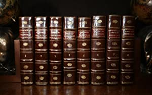 The Works of Shakespeare In Eight Volumes,: William SHAKESPEARE, [1564-1616].