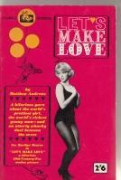Let's Make Love (film tie-in with Marilyn: Andrews, Matthew