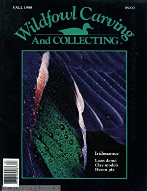 Wildfowl Carving and Collecting - Fall 1988