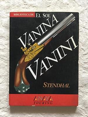 Vanina Vanini: Stendhal