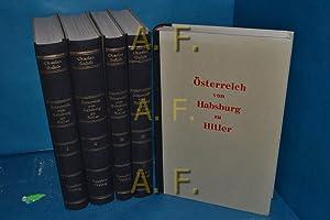 Österreich von Habsburg zu Hitler, in 5: Gulick, Charles Adams: