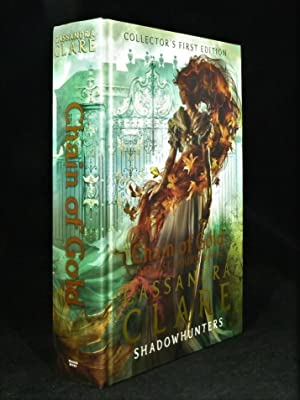 Chain of Gold *SIGNED (Bookplate) Collector's First: CLARE, Cassandra