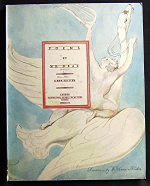 William Blakes'a Water-Colour Designs for the Poems: Geoffrey Keynes
