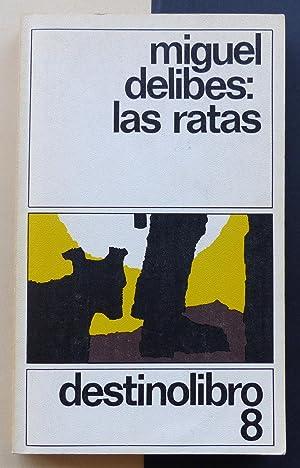 Las ratas.: DELIBES, Miguel