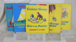 Curious George Learns the Alphabet [and] Gets: Rey, Margret &