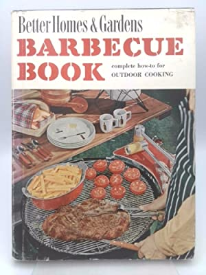 Better Homes and Gardens Barbecue Book: Better Homes and