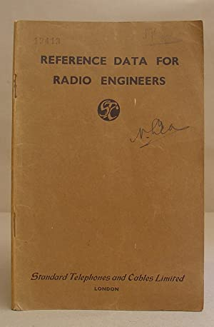 Reference Data For Radio Engineers: Standard Telephones And