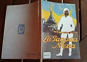 La pagoda nera: Luigi Motta