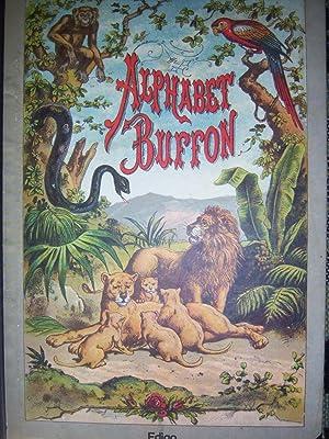 Alphabet-Buffon, ABC des Petits-Enfants: Buffon
