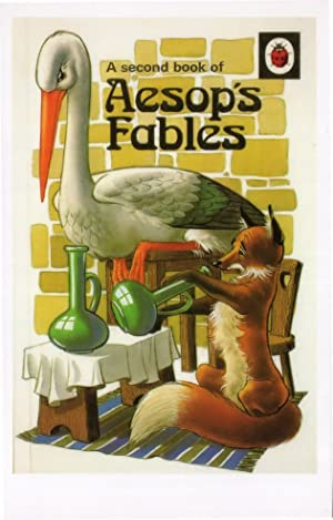 Aesops Fables A Second Book Of Ladybird