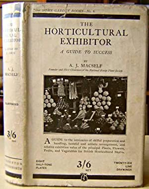 The Horticultural Exhibitor - a guide to success