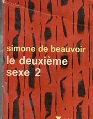 Image du vendeur pour Le deuxième sexe, 2 mis en vente par SOSTIENE PEREIRA