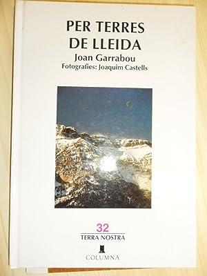 Per terres de Lleida: Garrabou, Joan