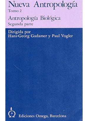 Antropologia biologica, ii: Gadamer, H.G. /