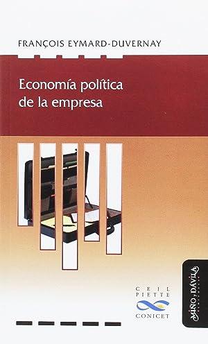 Economía política de la empresa: Eymard-Duvernay, François
