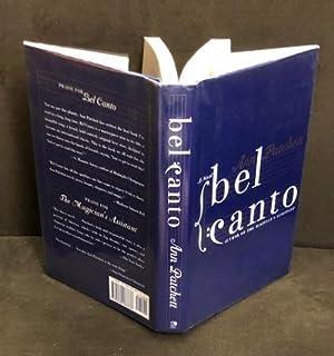 Bel Canto: A Novel (Signed): Patchett, Ann