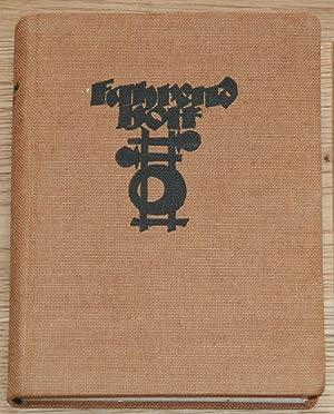 Fahrend Volk. Ein deutsches Volksliederbuch.: Böhm, Anton (Hrsg.):