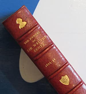 The Journal of Sir Walter Scott>>BAYNTUN RIVIERE BINDING<<