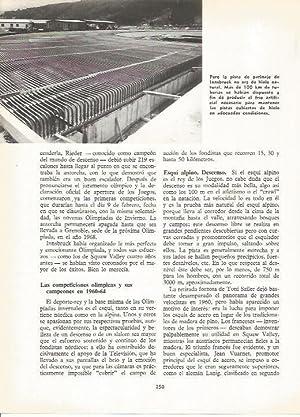 LAMINA 19544: Pista de patinaje de Innsbruck,: Jaime Ministral