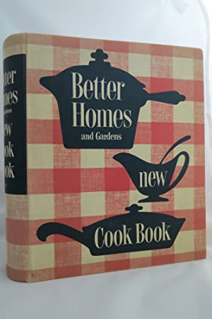 BETTER HOMES AND GARDENS NEW COOK BOOK: Johnson, Myrna