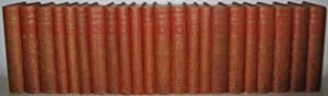 THE WORKS OF CHARLES DICKENS. Library Set.: Dickens, Charles