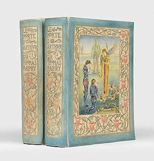 The Birth, Life, and Acts of King: BEARDSLEY, Aubrey (illus.);
