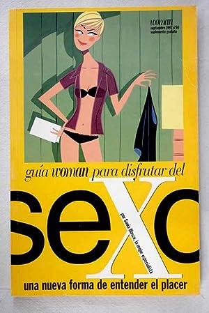 Guía woman para disfrutar del sexo: Blasco Garma, Sonia