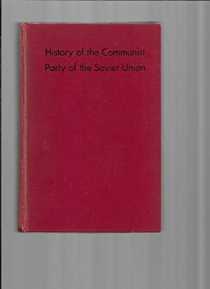HISTORY OF THE COMMUNIST PARTY OF THE: Commission Of The