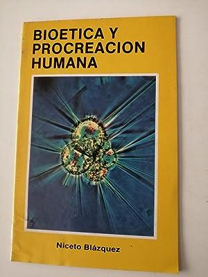 Cuadernos BAC. 124 : Bioética y procreación: Blázquez Fernández, Niceto