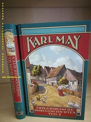 Erzgebirgische Dorfgeschichten.: MAY, Karl: