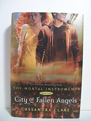 City of Fallen Angels: Clare, Cassandra