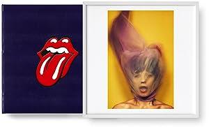 Rolling Stones: Bailey, Mick Jagger 1973 (Art: Reuel Golden, David