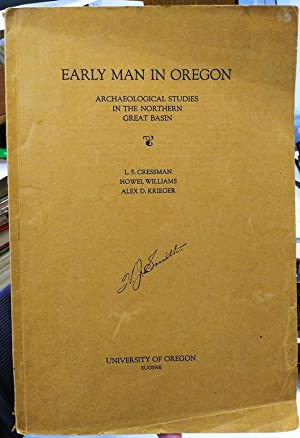 Early Man in Oregon