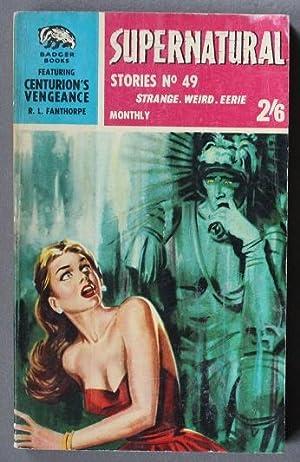 Supernatural Stories, No. 49): Fanthorpe, R.L. -