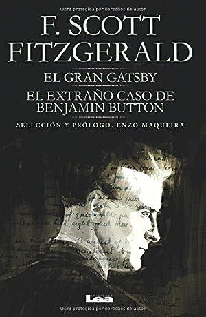 Imagen del vendedor de El gran Gatsby. El extraño caso de Benjamin Button (Filo Y Contrafilo) (Spanish Edition) a la venta por booksXpress