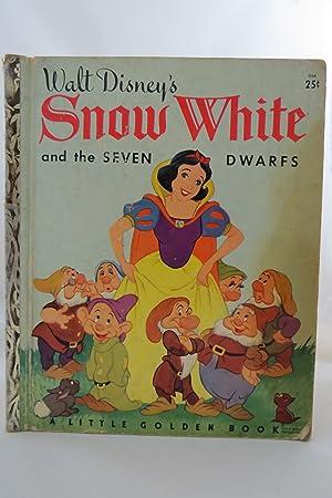 SNOW WHITE AND THE SEVEN DWARFS (LITTLE: Disney, Rh
