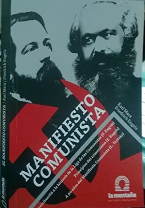 El Manifiesto Comunista - Marx, Engels: MARX, ENGELS