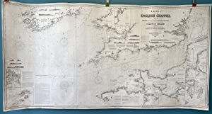 Chart of the English Channel, The Bristol,: IMRAY, James and