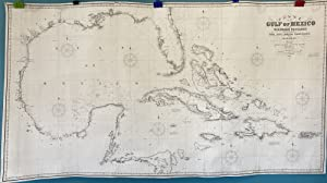 Chart of the Gulf of Mexico and: IMRAY, James &