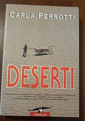 Deserti: Carla Perrotti
