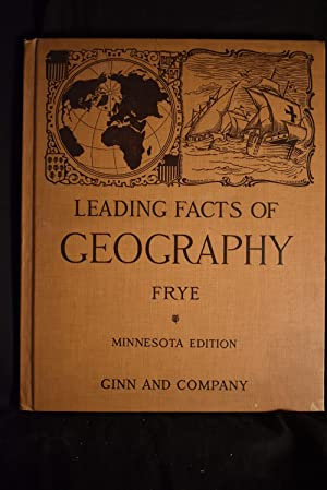 Leading Facts of Geography - Minnesota Edition: Alexis Frye