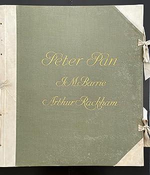 Peter Pan Portfolio. From Peter Pan in: Barrie, J.M. &