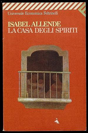 Immagine del venditore per La casa degli spiriti venduto da Sergio Trippini