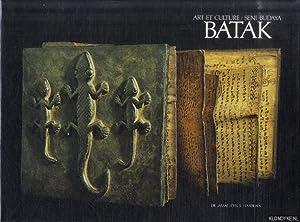 Batak. Art et Culture / Batak. Seni: Hasibuan, Jamaludin S.