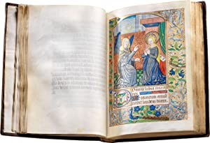 The Hours of Françoise de Foix (Use of Bayeux); in Latin and French, illuminated manuscript on pa...