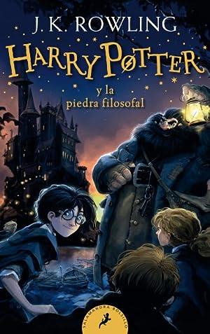 Imagen del vendedor de Harry?potter Y La Piedra Filosofal (harry?potter 1) / Harry Potter And The Sorcerer's Stone: -Language: Spanish a la venta por GreatBookPrices