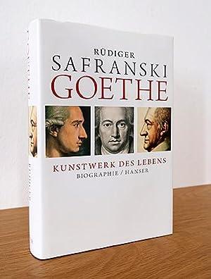 Goethe - Kunstwerk des Lebens: Safranski, Rüdiger