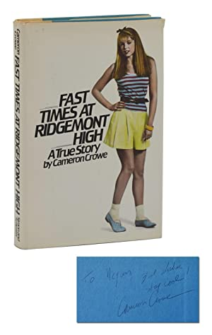 Fast Times at Ridgemont High: Crowe, Cameron
